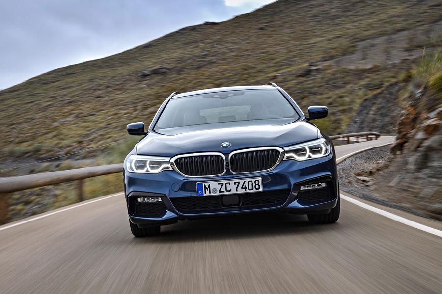 BMW Serie 5 Touring (5)
