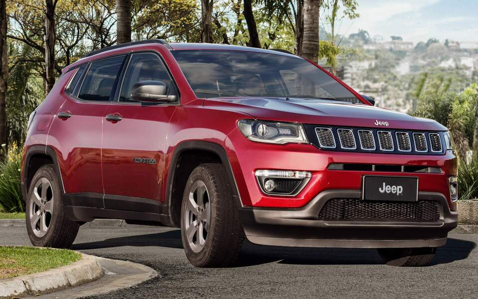 Jeep Compass 2.0 Multijet II 4WD Business