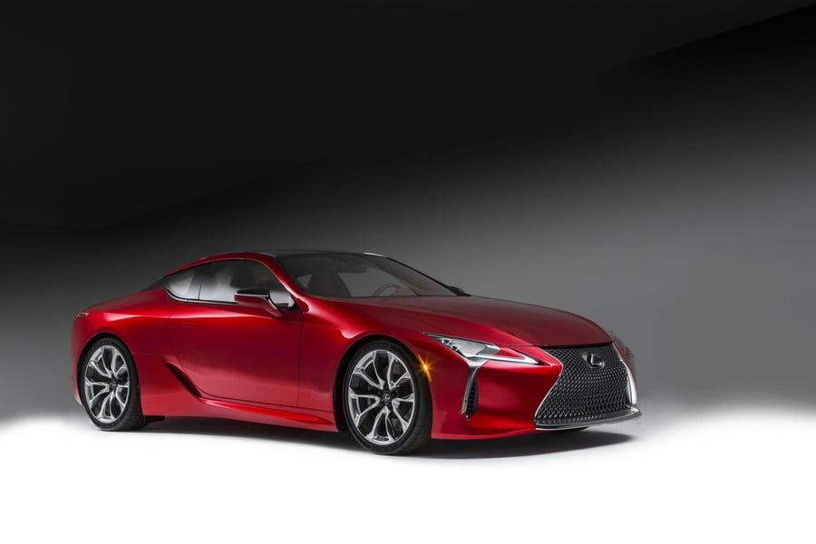 Lexus LC (2017->>) (3)