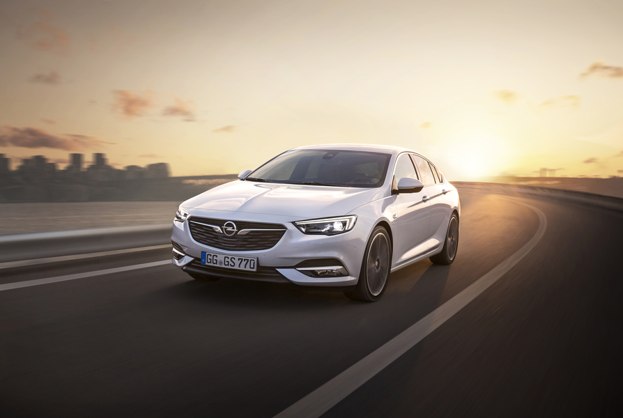 Opel Insignia 2.0 CDTI S&S Grand Sport Business (2)
