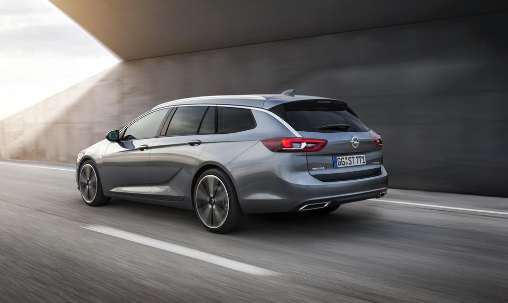 Opel Insignia Station Wagon (5)