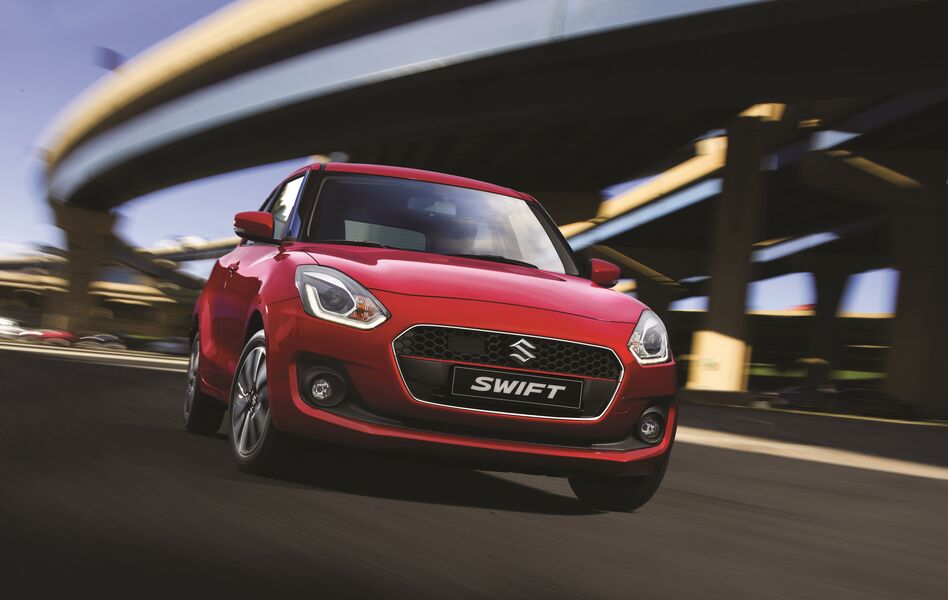 Suzuki Swift (2017->>) (5)