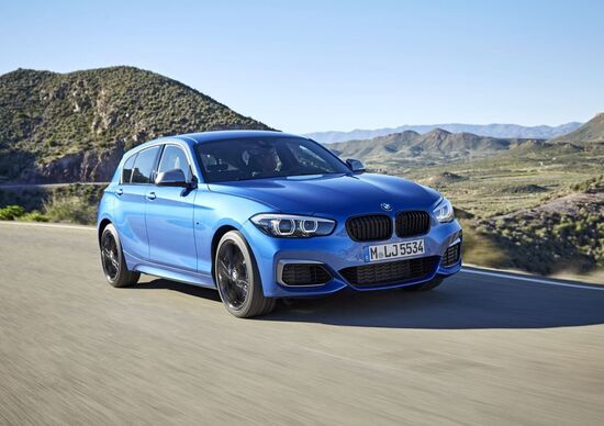 bmw serie 1 restyling, ecco come cambia - news - automoto.it
