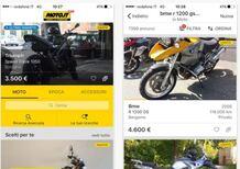 Moto Usate: la nuova App di Moto.it vi svela le più cercate