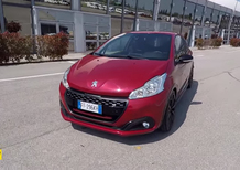 Peugeot 208 GTi by Peugeot Sport [Video primo test]