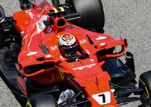 F1, GP Spagna 2017, FP3: Raikkonen al top