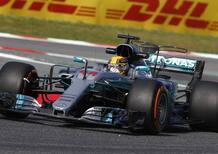 F1, GP Spagna 2017: pole per Hamilton. Secondo Vettel