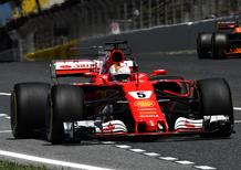 F1, GP Spagna 2017: Hamilton e Vettel separati da un soffio