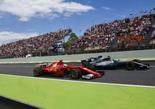 F1, GP Spagna 2017: Ferrari non vince, ma convince