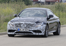 Mercedes classe C63, pronto il restyling