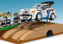 Gruppo B, LEGO potrebbe riproporre i miti dei rally