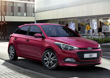 Hyundai i20 Blackline, grintosa e accessibile