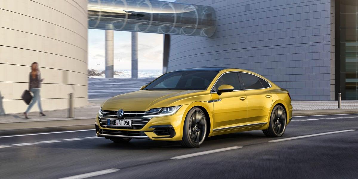 Volkswagen Arteon (2017->>) (2)
