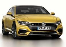 Volkswagen Arteon (2017->>)