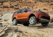 Nuovo Land Rover Discovery, la fusione tra SUV e fuoristrada