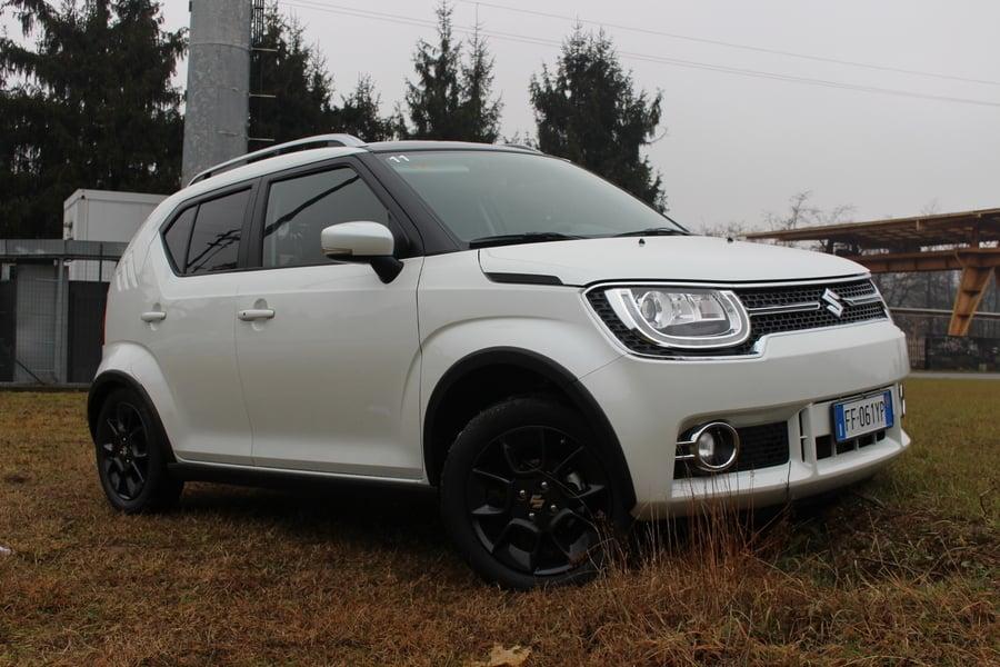 Suzuki Ignis (2016->>)