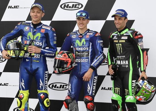 MotoGP 2017. Spunti, considerazioni e domande dopo le qualifiche del GP di Francia