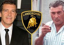 Antonio Banderas interpreterà Lamborghini nel film dedicato a Ferruccio