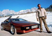 Tutte le auto di Roger Moore, il più longevo degli 007