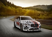 Jaguar XE SV Project 8, la nuova edizione limitata [Video]