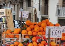 Energia dalle arance per le auto elettriche e a biogas? In Sicilia è possibile
