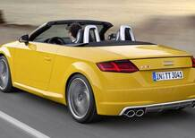 Nuova Audi TT Roadster: la video-prova