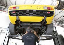 Lamborghini Polo Storico, la casa delle veterane del Toro