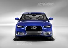 Audi A6 L e-tron, una ibrida plug-in di lusso per la Cina