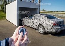 La nuova BMW Serie 7 si parcheggerà da sola