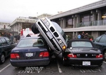 Manovre di parcheggio? Gli italiani sono i peggiori