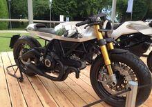 Ducati Bobber: la concept sviluppata insieme a Audi Konzept Design