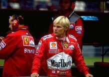 Mika Salo, il finlandese che sostituì Schumi