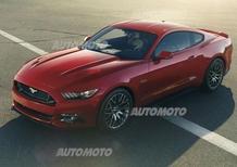 Ford Mustang VI, la parola a chi l'ha progettata