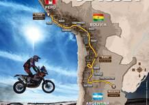 Dakar 2016. Cancellato il Perù!
