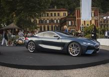 BMW Serie 8 Concept: ritorno al futuro con lusso [Video]