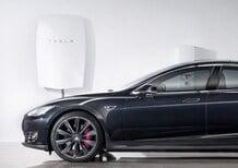 Tesla Powerwall, le batterie entrano in casa
