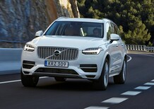 Volvo XC90 Twin Engine, il SUV che vuole fare la city car