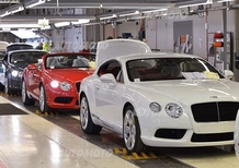 Bentley Factory Experience: dove nascono le auto di Queen Elizabeth