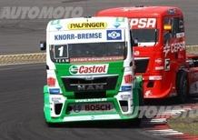 FIA European Truck Racing Championship: il team Hahn con Castrol
