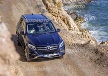 SUV, Mercedes all'attacco: in arrivo GLE, GLE Coupé e GLC