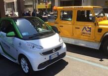 Aci presenta il programma per la mobilità elettrica