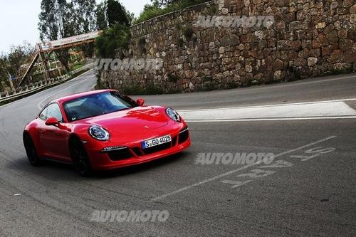 Toyota Supra 2018 Prezzo >> Porsche 911 GTS - Prove - Automoto.it