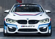 BMW M4 GT4, dalla strada alla pista [Video]