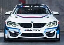 BMW M4 GT4, dalla strada alla pista [Video]