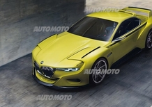 BMW 3.0 CSL Hommage: quando i prototipi fanno sognare