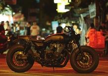 """Yamaha XJR 1300 """"Guerilla Four"""""""