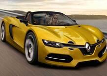 Renault Alpine: dopo la Coupé potrebbe arrivare anche la Spyder