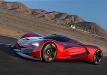 SRT Tomahawk Vision: come sognare in Gran Turismo 6