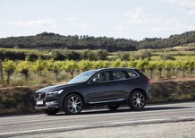 Volvo XC60 SUV 2017, la piccola XC90 con il Pilot Assist [Video primo test]