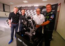 Moto2: motore Triumph dal 2019